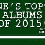 Shane's Top 10 Albums of 2015