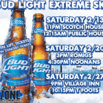 Bud Light Extreme Ski Giveaway