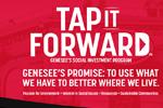 TAP IT FORWARD – Genesee Brew House