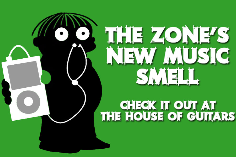 New music smell 94 1 the zone great house of guitars for Great house music
