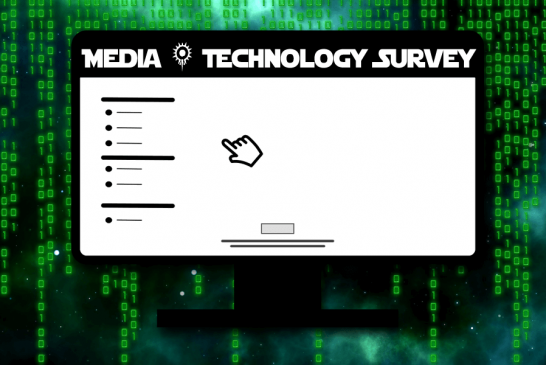 94.1 The Zone's Media & Technology Survey