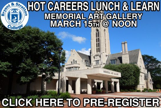 Hot Careers Lunch And Learn
