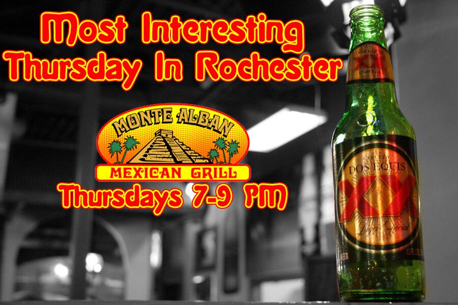Most Interesting Thursday in Rochester