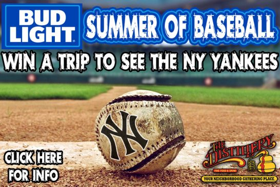WIN A TRIP TO SEE THE NY YANKEES