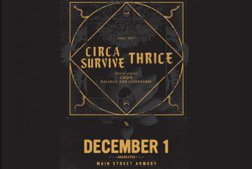 CIRCA SURVIVE / THRICE