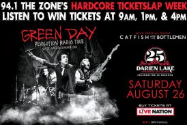 Green Day | Hardcore TicketSlap Week