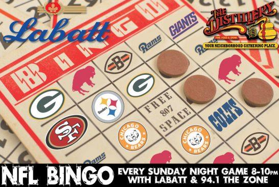 NFL Bingo