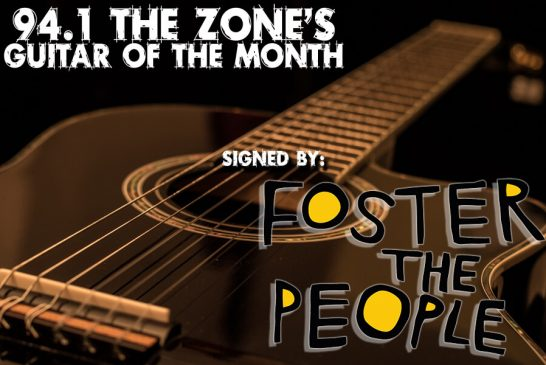 The Guitar of the Month!