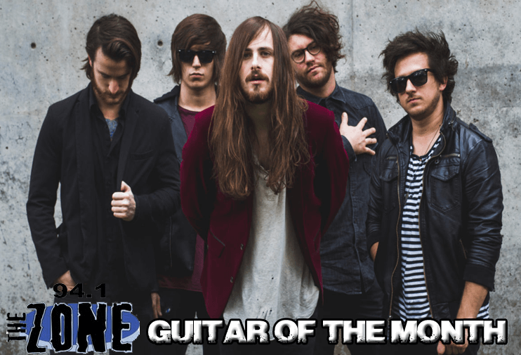 The Guitar of the Month