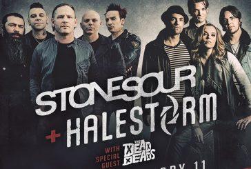 Halestorm + Stone Sour