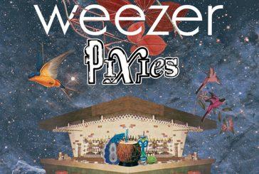 Weezer & The Pixies | OCT 1st