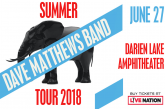 Dave Mathews Band | JUNE 27th