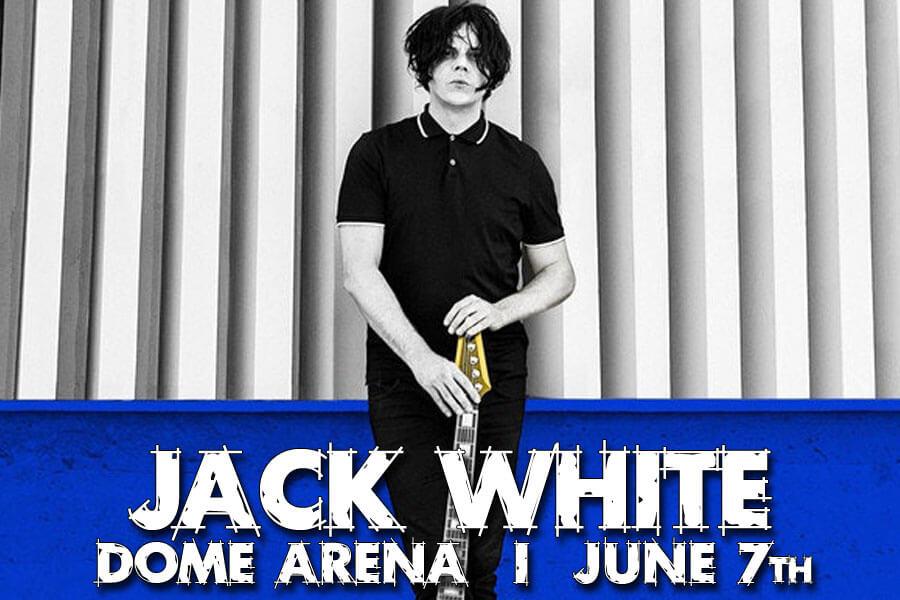 jack white dome arena rochester june 7th