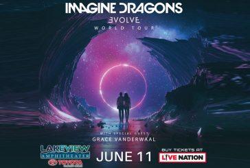 Imagine Dragons | June 11th