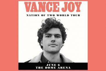 Vance Joy | JUNE 6th