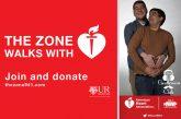 Heart Walk & Run | Join 94.1 The Zone's Team