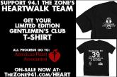 Heart Walk & Run   Join Team 94.1 The Zone