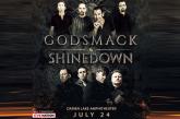 Godsmack & Shinedown | JULY 24th