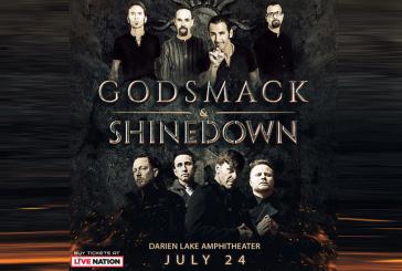 Godsmack & Shinedown   JULY 24th