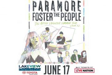 Paramore | JUNE 17