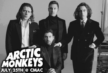 Arctic Monkeys   JULY 25th