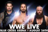 WWE LIVE – AUG 26th