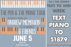Andrew McMahon | Text-To-WIN-Week