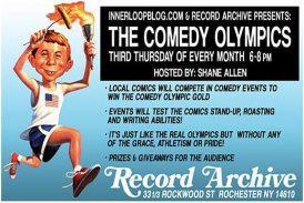 Comedy Olympics: Championship Of Champions | DEC 20th