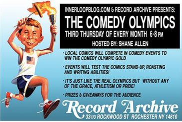 The Comedy Olympics | NOV 15th