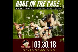 Rage In The Cage 5 | JUNE 30th