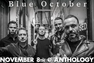 Blue October | NOV 8th