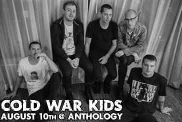 Cold War Kids | AUG 10th