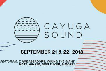 CAYUGA SOUND | SEPT 21 & 22