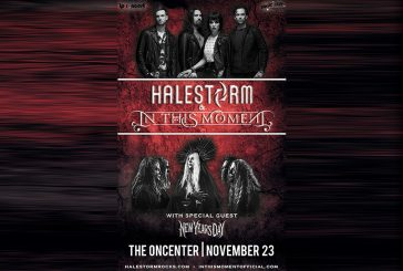Halestorm/In This Moment | NOV 23