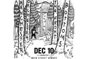 The Front Bottoms & Manchester Orchestra   DEC 10th