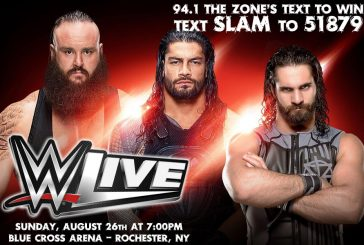 WWE Text To Win Week