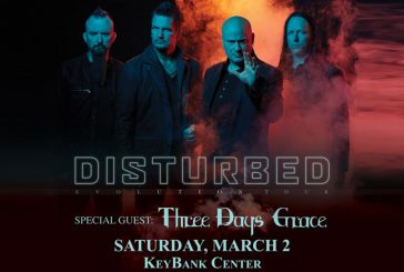 Disturbed | MARCH 2nd