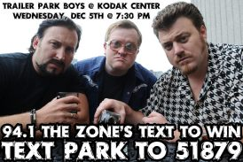 Trailer Park Boys – Text To Win