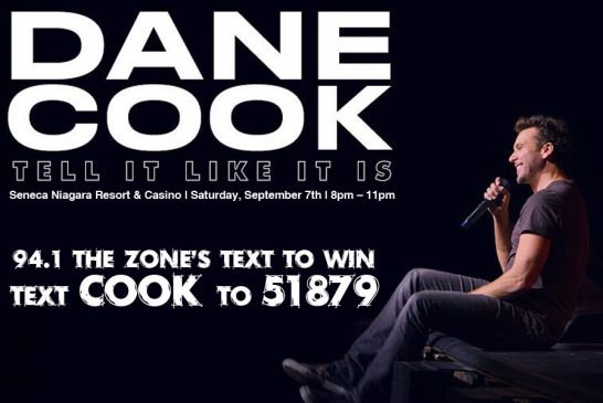 Dane Cook | TEXT TO WIN