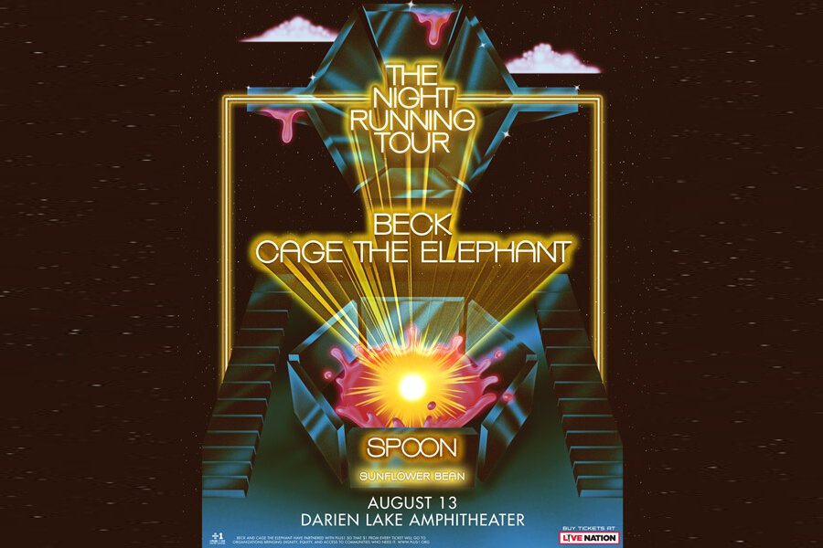 Beck & Cage The Elephant | Aug 13th