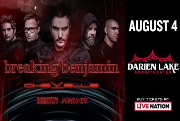 Breaking Benjamin, Chevelle, Three Days Grace, & More | Aug 4th