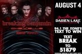 Breaking Benjamin & CHEVELLE | Text To Win