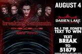 Breaking Benjamin & CHEVELLE | Text To Win