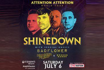 Shinedown | July 6th
