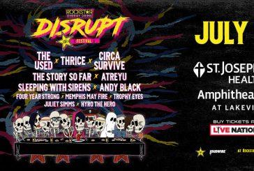 Rockstar Energy Drink Disrupt Festival | July 2nd