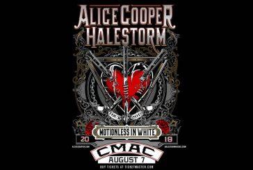 Alice Cooper & Halestorm | Aug 7th