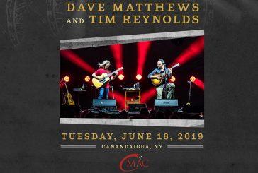 Dave Mathews & Tim Reynolds | June 18th