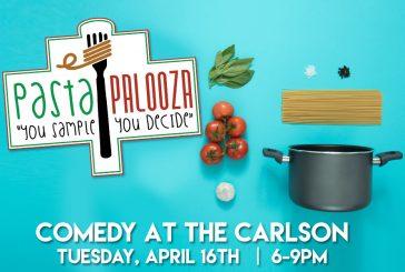 PastaPalooza   April 16th