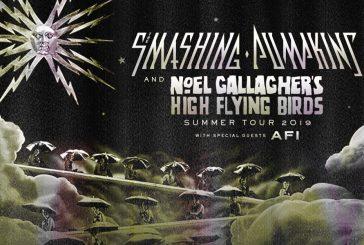 Smashing Pumpkins & Noel Gallagher   Aug 10th