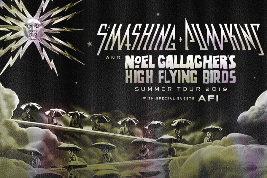Smashing Pumpkins & Noel Gallagher | Aug 10th